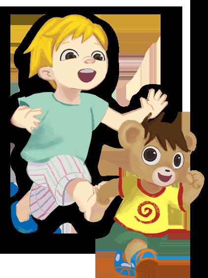 Sam and Tuffy