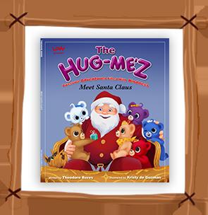 hug me'z framed book